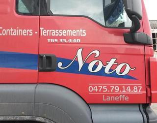 Noto Container - Galerie photos