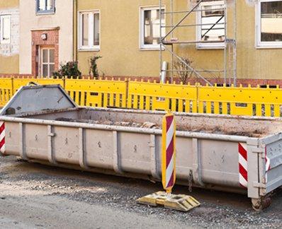 Noto Container - location de container et travaux de terrassement
